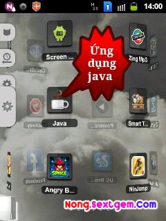Chay Java Cho android - Cai Java Cho Android